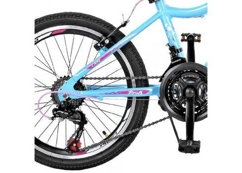 Велосипед спортивный Profi 20 дюймов GW20CARE A20.2