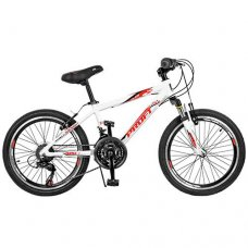 Велосипед спортивный Profi 20 дюймов GW20PLAIN A20.1