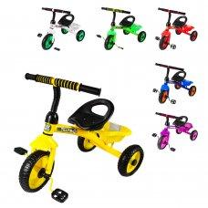 Детский трехколесный велосипед TILLY TRIKE T-315 разные цвета