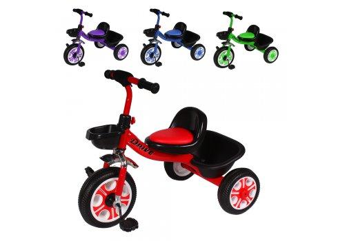 Детский трехколесный велосипед TILLY DRIVE T-318
