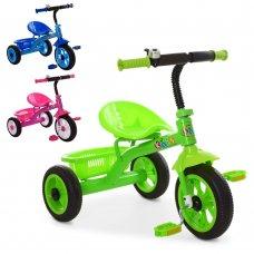 Детский трехколесный велосипед Profi Kids M 3252-B только розовый