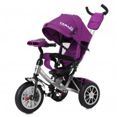 Велосипед трехколесный TILLY CAMARO T-362/2 Фиолетовый