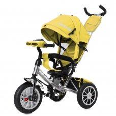 Велосипед трехколесный TILLY CAMARO T-362/2 Желтый