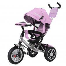 Велосипед трехколесный TILLY CAMARO T-362/2 Розовый