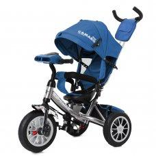 Велосипед трехколесный TILLY CAMARO T-362/2 Синий