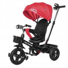 Велосипед трехколесный с поворотным сиденьем TILLY CANYON T-384 Красный