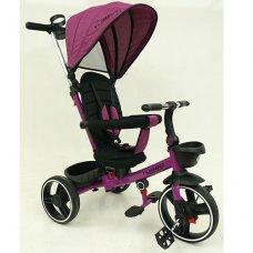 Детский трехколесный велосипед TURBOTRIKE М 5447PU-8 фуксия